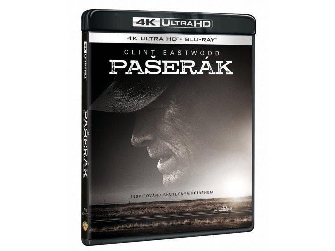 Pašerák (4k Ultra HD Blu-ray + Blu-ray)