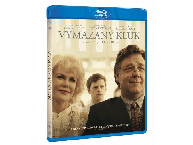 Vymazaný kluk (Blu-ray)