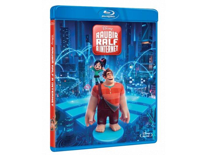 Raubíř Ralf a internet (Blu-ray)