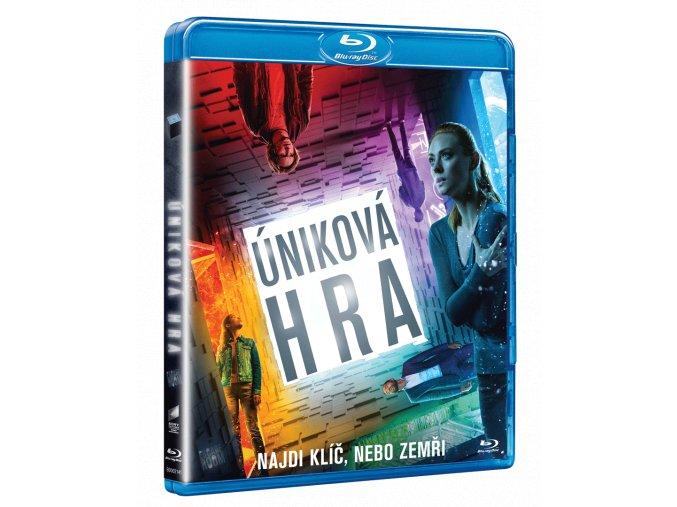 Úniková hra (Blu-ray)