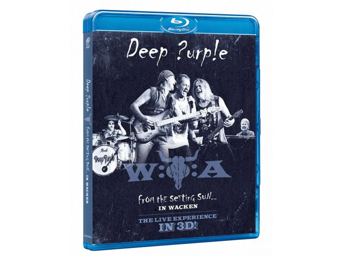 Deep Purple: From the Setting Sun, Live at Wacken (Blu-ray 3D a 2D)