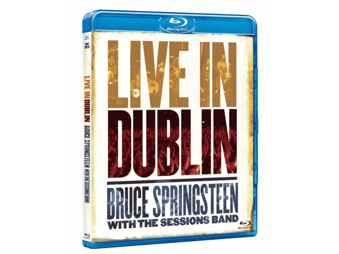 Bruce Springsteen with the Sessions Band - Live in Dublin (Blu-ray)