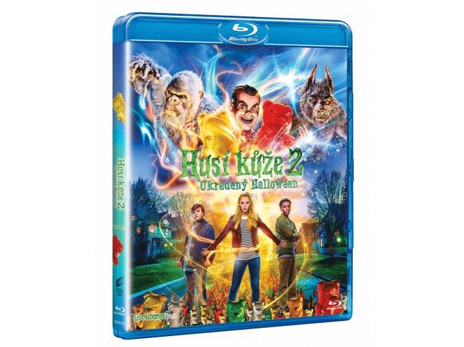 Husí kůže 2: Ukradený Halloween (Blu-ray)
