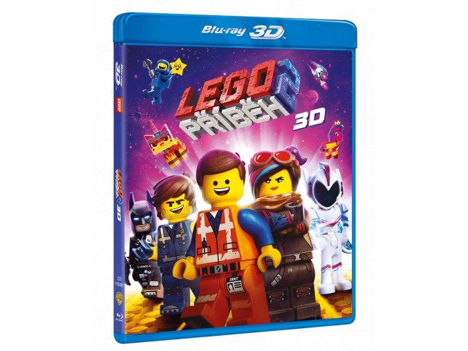 Lego příběh 2 (Blu-ray 3D + Blu-ray 2D)