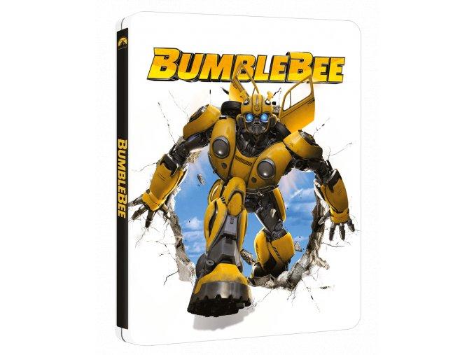 Bumblebee (4k Ultra HD Blu-ray + Blu-ray, Steelbook)