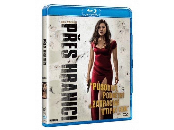 Přes hranici (Blu-ray)
