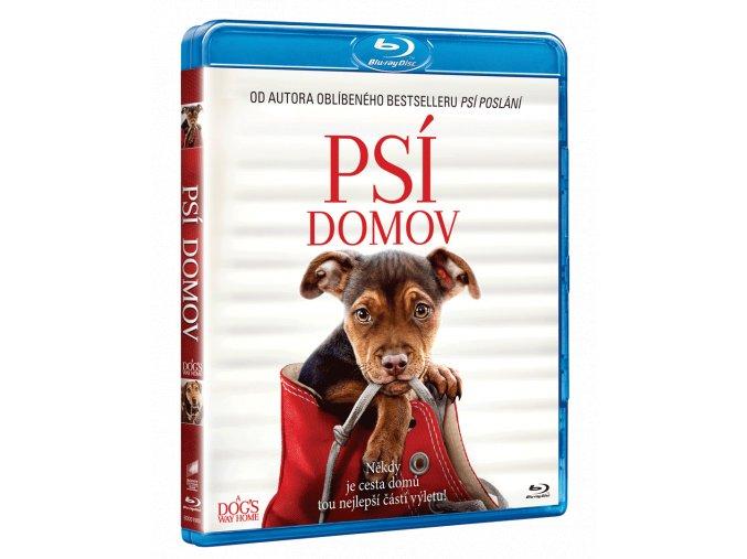 Psí domov (Blu-ray)