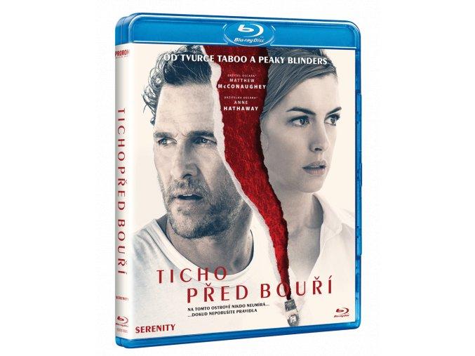 Ticho před bouří (Blu-ray)