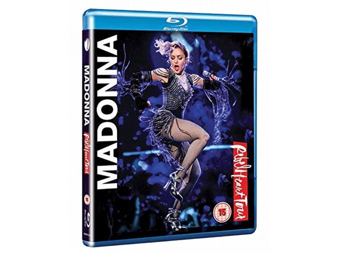 Madonna: Rebel Heart Tour (Blu-ray)