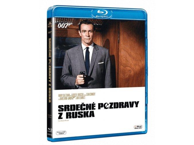 Srdečné pozdravy z Ruska (Blu-ray)
