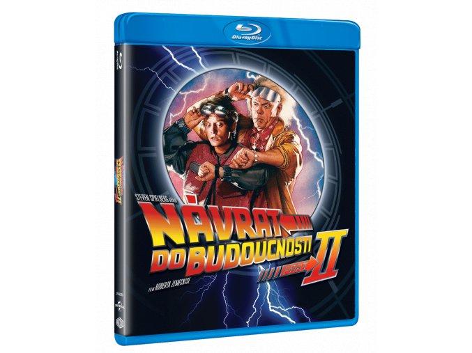 Návrat do budoucnosti II (Blu-ray)