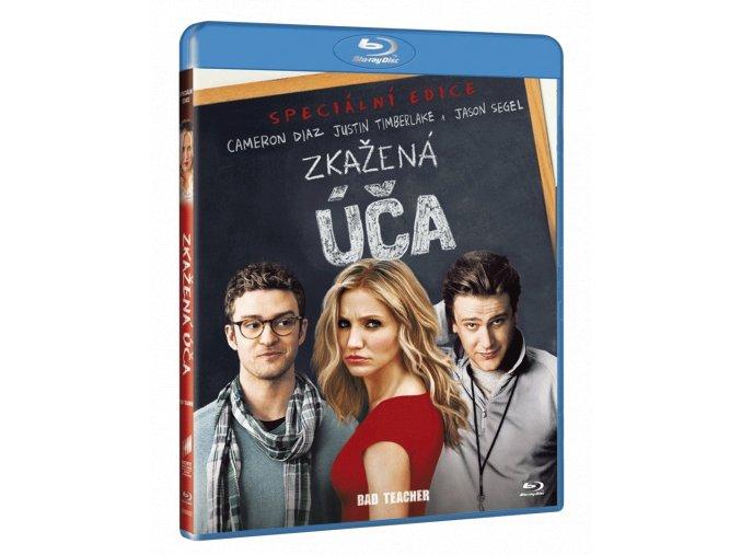 Zkažená úča (Blu-ray, speciální edice)