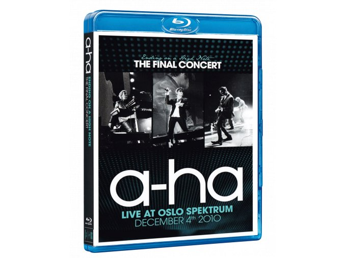 a-ha (Ending on a High Note, Live at Oslo Spektrum, Blu-ray)