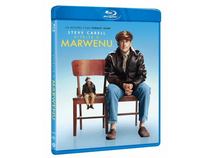 Vítejte v Marwenu (Blu-ray)
