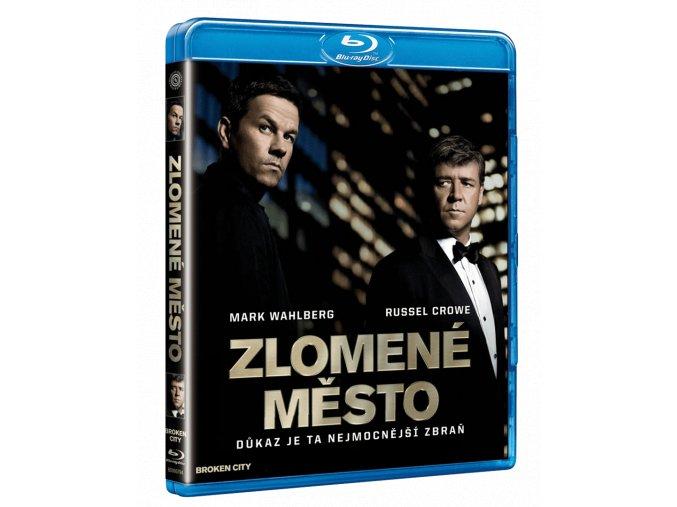 Zlomené město (Blu-ray)