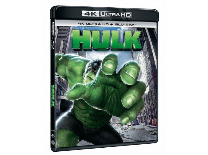 Hulk (4k Ultra HD Blu-ray + Blu-ray)