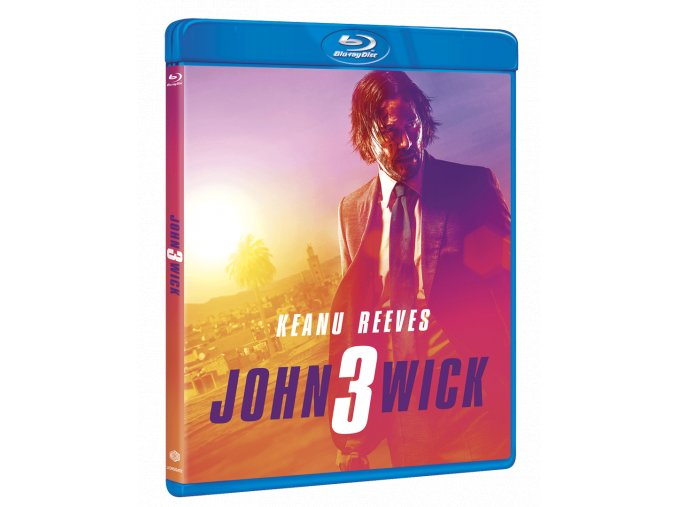 John Wick 3 (Blu-ray)