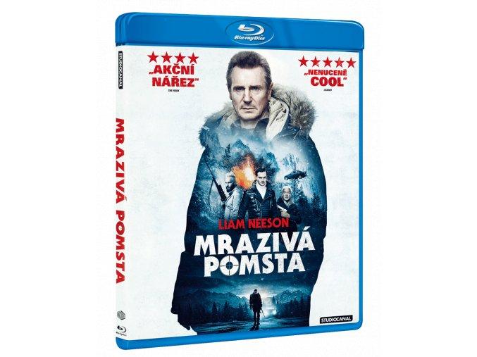 Mrazivá pomsta (Blu-ray)