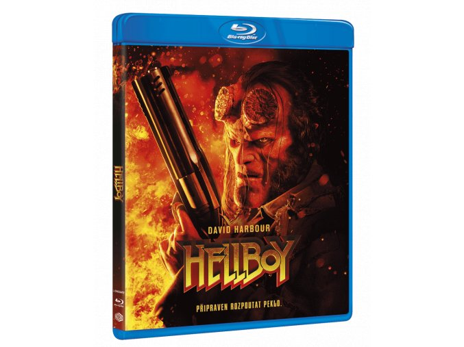 Hellboy (2019, Blu-ray)
