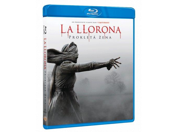 La Llorona: Prokletá žena (Blu-ray)