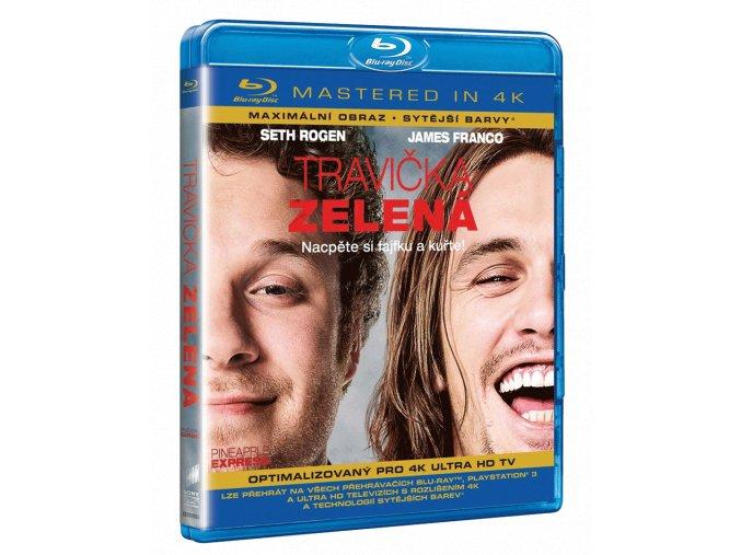Travička zelená (Blu-ray, Mastered in 4K)