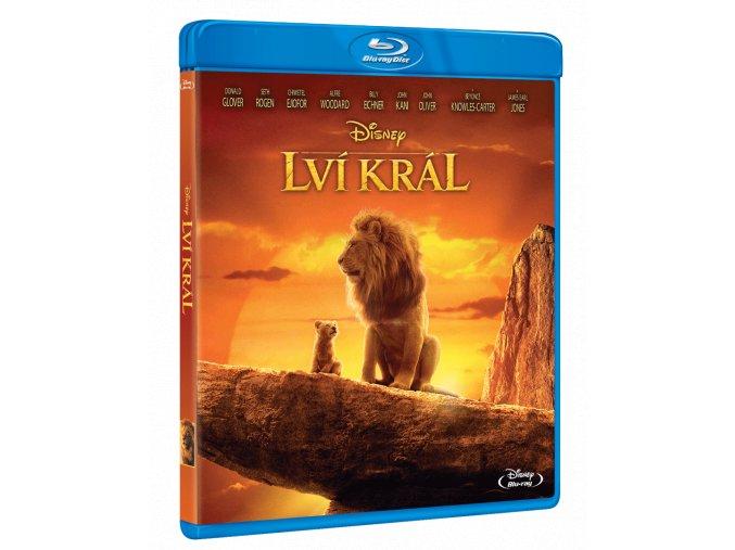 Lví král (2019, Blu-ray)