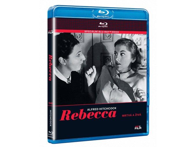 Rebecca - Mrtvá a živá (Blu-ray)