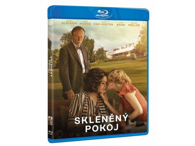 Skleněný pokoj (Blu-ray)