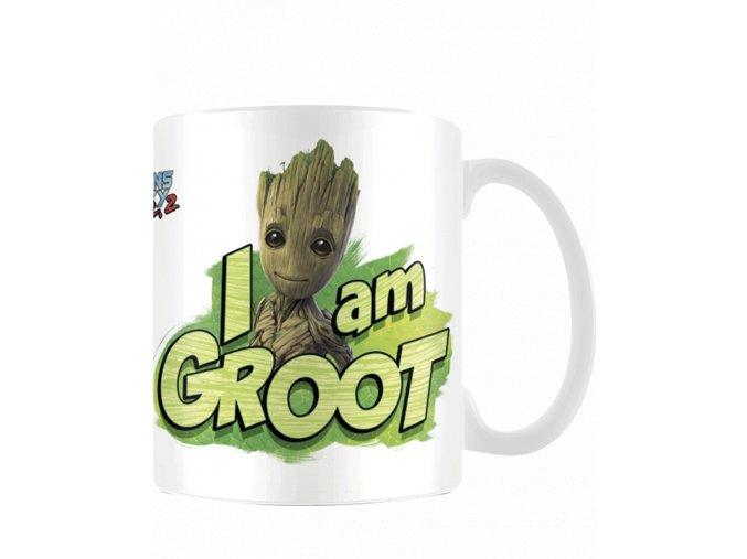 Hrnek Marvel: Strážci Galaxie - I am Groot (315 ml)