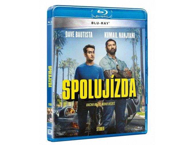 Spolujízda (Blu-ray)