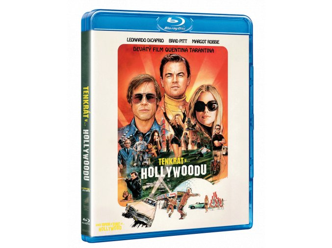 Tenkrát v Hollywoodu (Blu-ray)