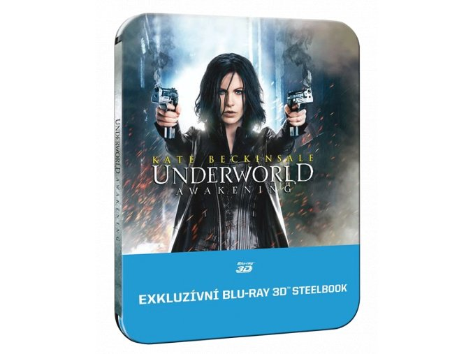 Underworld: Probuzení (Blu-ray 3D/2D, Steelbook)