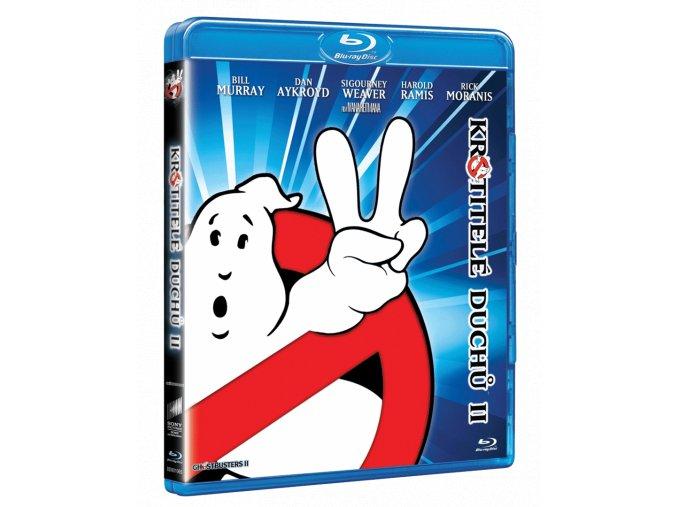 Krotitelé duchů II (Blu-ray)