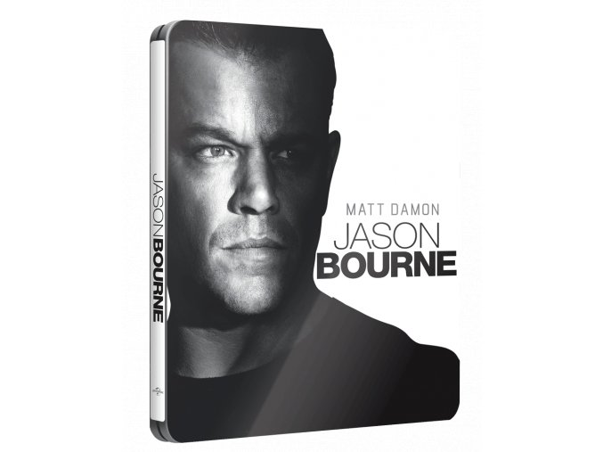jason bourne blu ray steelbook