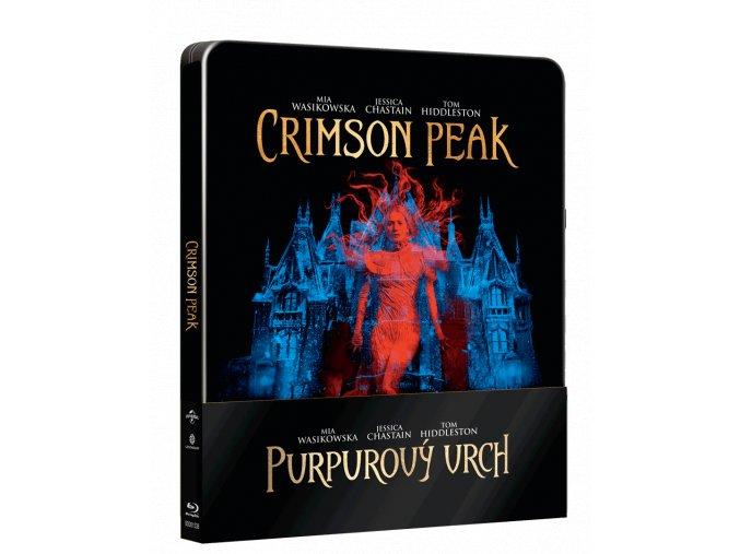 purpurovy vrch blu ray steelbook