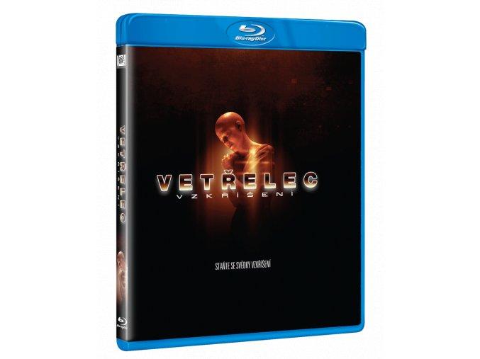 Vetřelec: Vzkříšení (Blu-ray, původní i rozšířená verze)