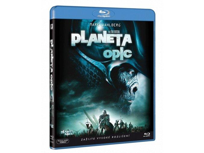 Planeta opic (2001, Blu-ray)