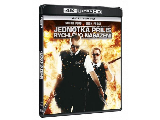 Jednotka příliš rychlého nasazení (4k Ultra HD Blu-ray)