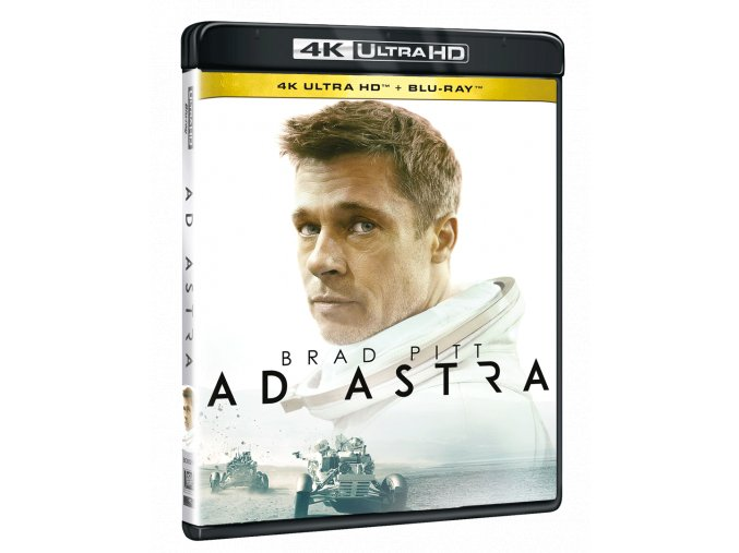 Ad Astra (4k Ultra HD Blu-ray + Blu-ray)