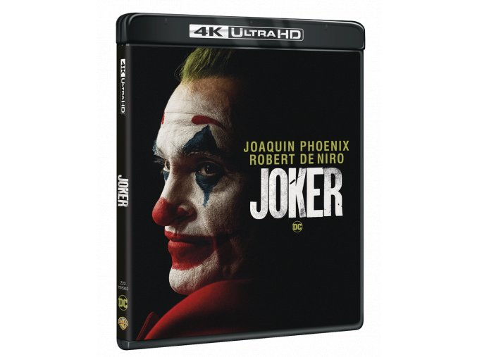 Joker (4k Ultra HD Blu-ray + Blu-ray)
