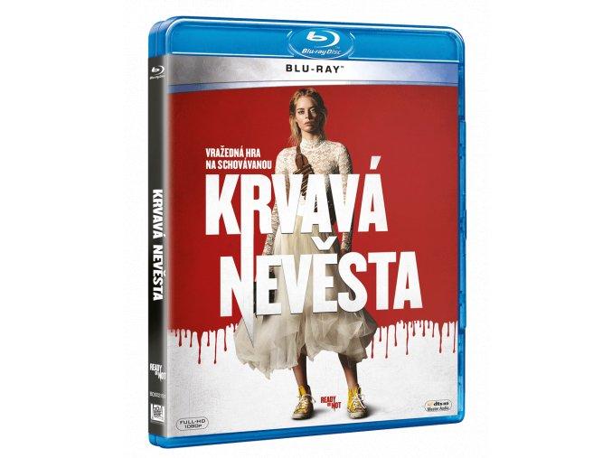 Krvavá nevěsta (Blu-ray)