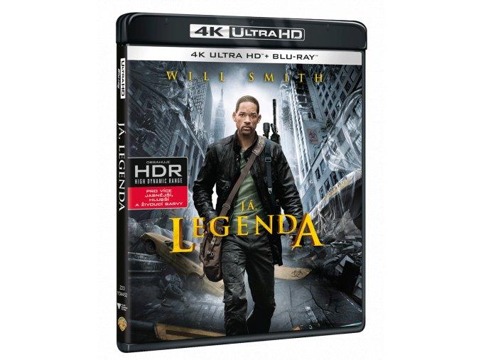 Já, legenda (Ultra HD Blu-ray + Blu-ray)