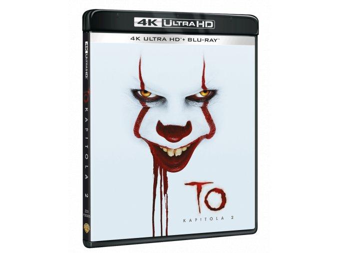 To Kapitola 2 (4k Ultra HD Blu-ray + Blu-ray)