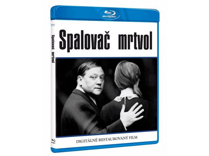 Spalovač mrtvol (Blu-ray)