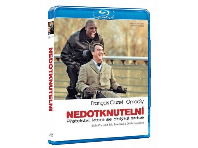 Nedotknutelní (2011, Blu-ray)