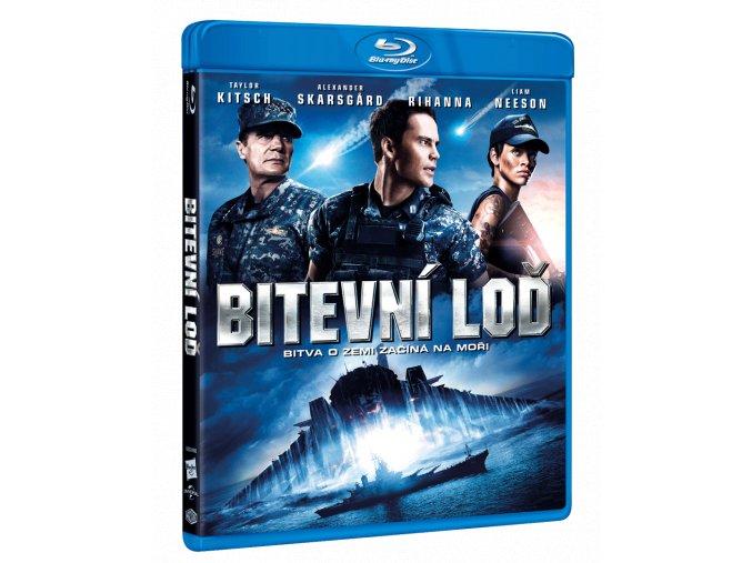 Bitevní loď (Blu-ray)
