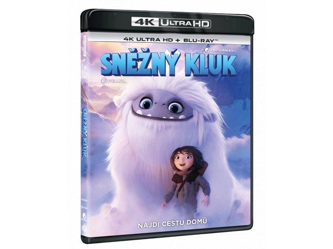 Sněžný kluk (4k Ultra HD Blu-ray + Blu-ray)