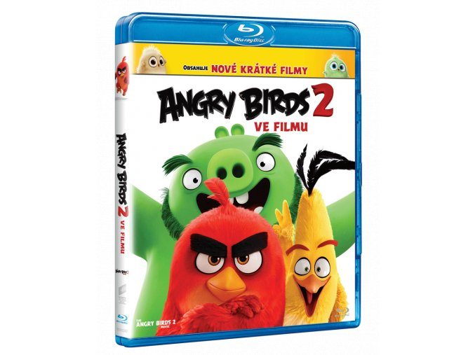 Angry Birds ve filmu 2 (Blu-ray)