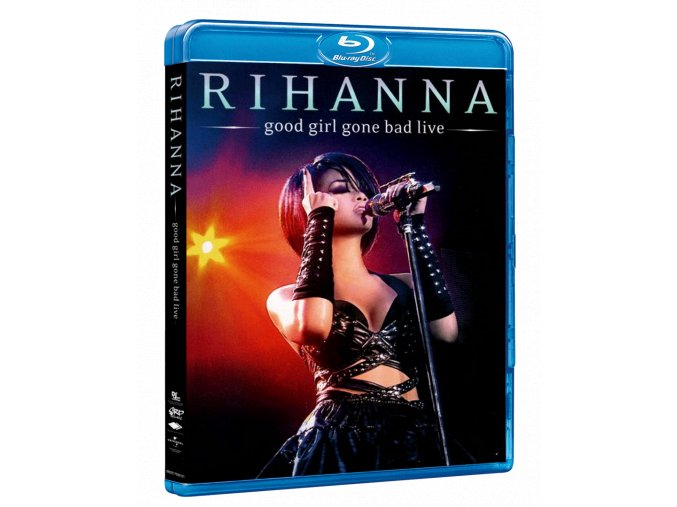 Rihanna: Good Girl Gona Bad - Live (Blu-ray)