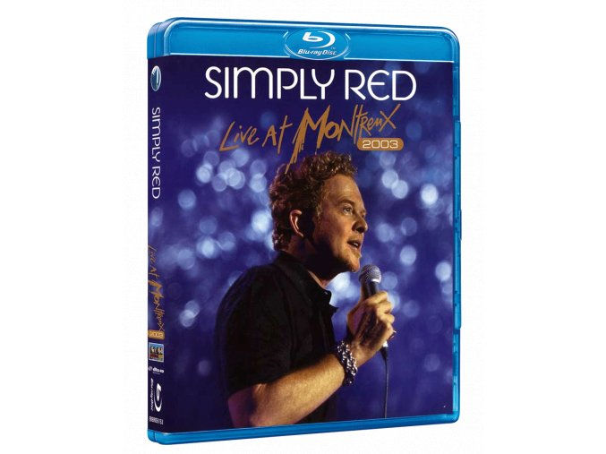 Simply Red: Live at Montreaux (Blu-ray)